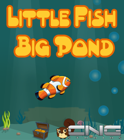 be a big fish in a small pond game | gamewithplay.com